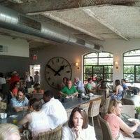 Photo taken at Tiny Boxwood's Cafe by Kaleb F. on 5/5/2012