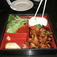 Photo taken at Jasmine Asian Cuisine by T A. on 4/5/2012