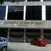 Photo taken at Assembléia de Deus by RosyKekafarias on 7/26/2012