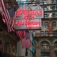 Photo taken at McGillin's Olde Ale House by Michael G. on 6/5/2012