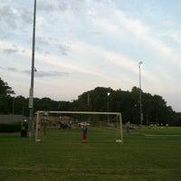 Photo taken at Harrisburg Community Park by Kelly B. on 8/13/2012