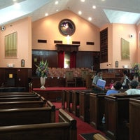 Photo taken at Ebenezer Baptist Church by Chris M. on 6/7/2012