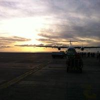 Photo taken at Aeropuerto de Fuerteventura (FUE) by Jesús G. on 4/28/2012