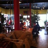 Photo taken at Café Rico by Julinthesky on 4/16/2012
