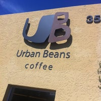 Photo taken at Urban Beans by Q on 8/8/2012