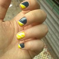 Photo taken at Shin Modern Nail Salon by Christine C. on 8/17/2012