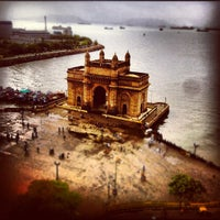 Photo taken at Gateway of India by René S. on 7/14/2012