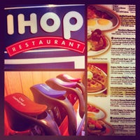 Photo taken at IHOP by Maurice J. on 8/25/2012