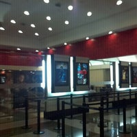 Photo taken at Cinemark by Nane D. on 2/19/2012