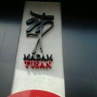 Photo taken at Madam Tusan by Roxana B. on 5/18/2012