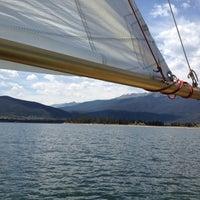 Photo taken at Dillon Reservoir by Dan on 7/13/2012