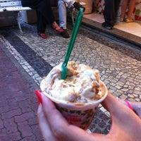 Photo taken at Sorvete Itália by Caroline R. on 5/6/2012