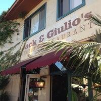 Photo taken at Jack & Giulio's Italian Restaurant by Jeffrey S. on 6/26/2012