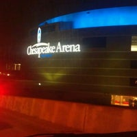 Photo taken at Chesapeake Energy Arena by Tony F. on 2/3/2012