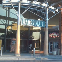 Photo taken at Hanes Mall by William S. on 8/16/2012