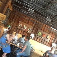 Photo taken at Radial Cafe by Rob G. on 9/1/2012