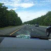 Photo taken at I-95 Exit 130: VA 3 / Plank Rd by Lisa W. on 9/1/2012