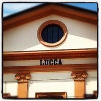 Photo taken at Stazione Lucca by Aurelio B. on 7/6/2012