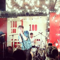 Photo taken at 100 Club by Travis T. on 8/7/2012