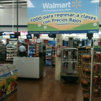 Photo taken at Walmart by Blankis R. on 7/25/2012