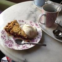 Photo taken at Tea & Chocolat by Alexis B. on 8/25/2012