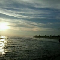 Photo taken at Pantai Panjang (Long Beach) by Hetty S. on 7/10/2012