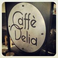 Photo taken at Caffe Delia by Eric 'Otis' S. on 8/25/2012