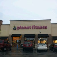 Photo taken at Planet Fitness by Tom D. on 5/1/2012