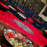 Photo taken at Marrakech Moroccan Restaurant by Shelby S. on 5/16/2012