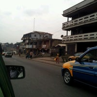 Photo taken at Anloga Junction by Antwi K. on 4/16/2012
