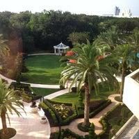 Photo taken at Renaissance Orlando at SeaWorld® by Janet on 9/2/2012