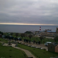 Photo taken at Cementerio de Playa Ancha by Héctor P. on 8/5/2012