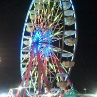Photo taken at Ozark Empire Fairgrounds by Steve A. a. on 8/4/2012