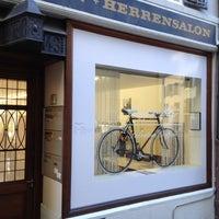 Photo taken at Coiffeur Kopf & Haar by Gabriele B. on 6/14/2012