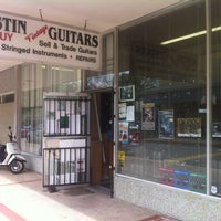 Photo taken at Austin Vintage Guitars by Adrian S. on 3/15/2012