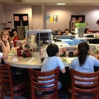 Photo taken at Marinepolis Sushi Land by Allen C. on 6/30/2012