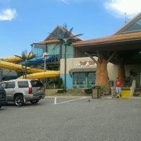 Photo taken at Splash Lagoon by Jacqueline B. on 7/1/2012