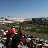 Photo taken at Las Vegas Motor Speedway by JG on 3/11/2012