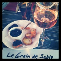 Photo taken at le grain de sable by Albane V. on 8/7/2012