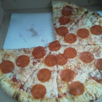 Photo taken at New York Pizza Girl by Jeffrey W. on 3/2/2012
