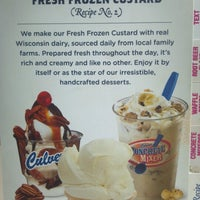 Photo taken at Culver's by Jess P. on 7/19/2012