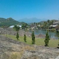 Photo taken at Kampung Batu Malakasari by Faizal N. on 6/30/2012