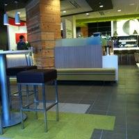 Photo taken at CitySen Lounge by Cynthia V. on 2/18/2012