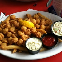 Photo taken at Anthony's Seafood by Eunice H. on 3/17/2012