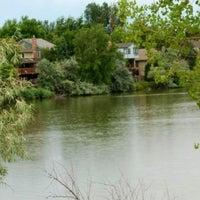 Photo taken at Pomona Lake by Megan P. on 7/11/2012