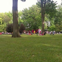 Photo taken at Food Truck Friday @ Tower Grove Park by JP M. on 5/11/2012