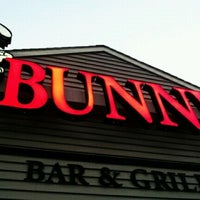 Photo taken at Bunny's Bar and Grill by Kimberly D. on 9/5/2012