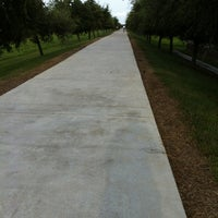 Photo taken at Fairmont Bike And Jogging Trail by ⚡Eric⚡ on 8/24/2012