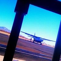 Photo taken at Aeropuerto Cabo San Lucas (MMSL) by Javier jaxhet S. on 3/12/2012