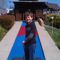 Photo taken at Golfland SunSplash by Joe R. on 4/6/2012
